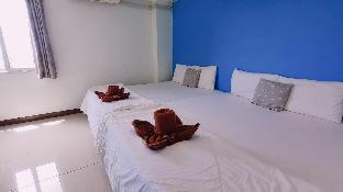 [バンセーン]アパートメント(60m2)| 1ベッドルーム/1バスルーム suite room x tropical blue