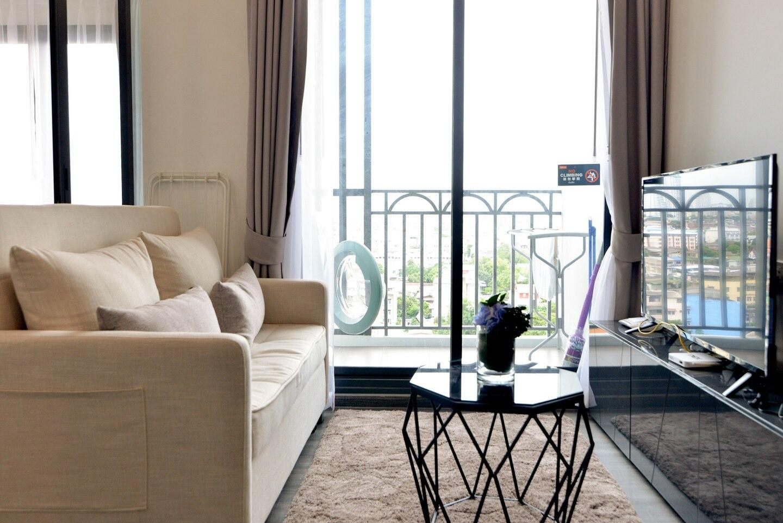The Rich Sathorn Taksin Condominium