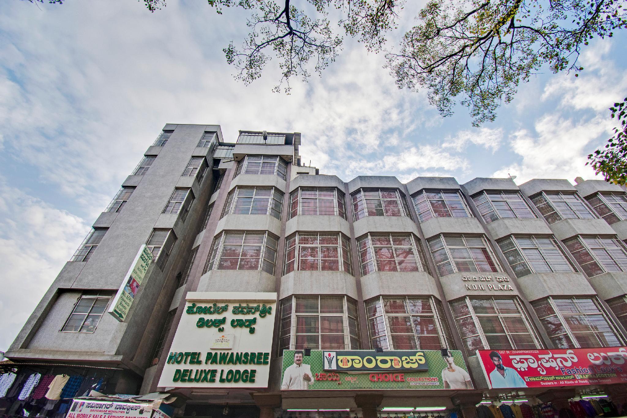 SPOT ON 48699 Hotel Pawan Sree Deluxe Lodge