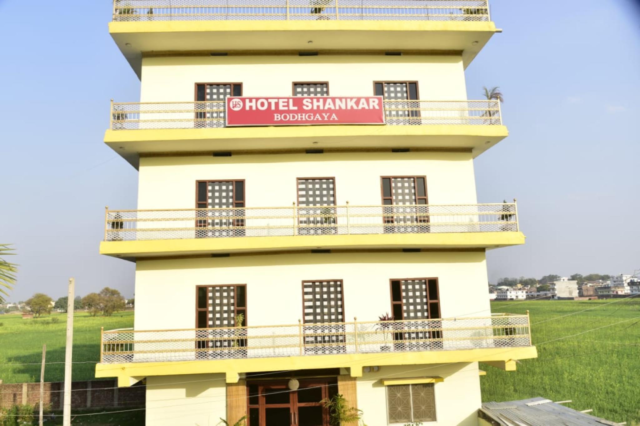 SPOT ON 43287 Hotel Shankar
