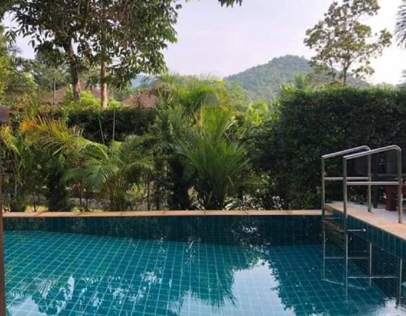 4 BDR Swimming Pool Villa Yoga Hin Kong Area Koh Phangan