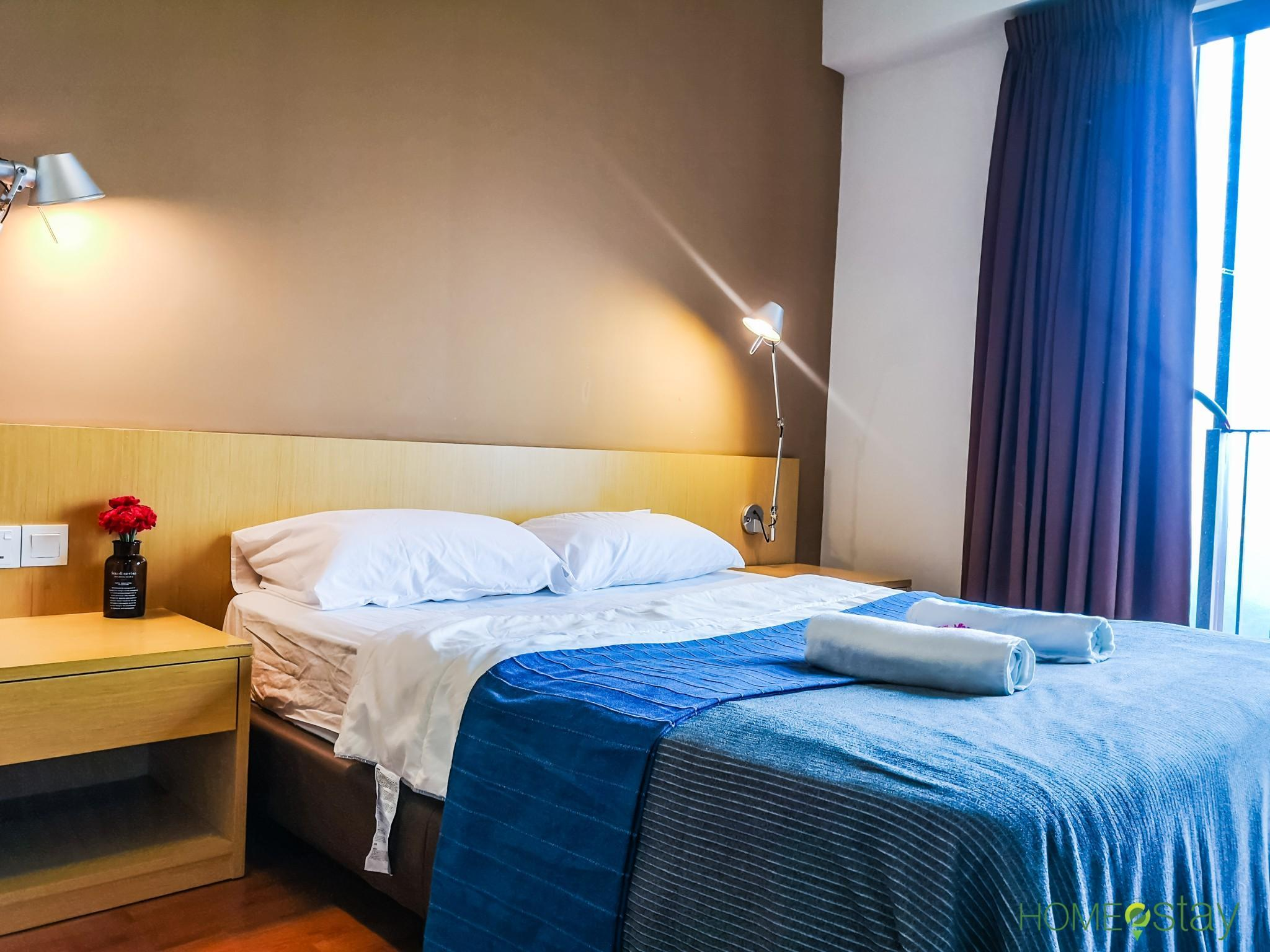 3person Relaxation Suite Within 7km To Batu Caves
