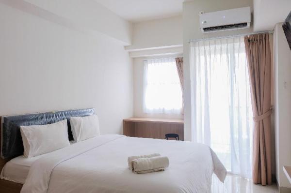Modern Studio @Parkland Avenue Apt By Travelio Tangerang