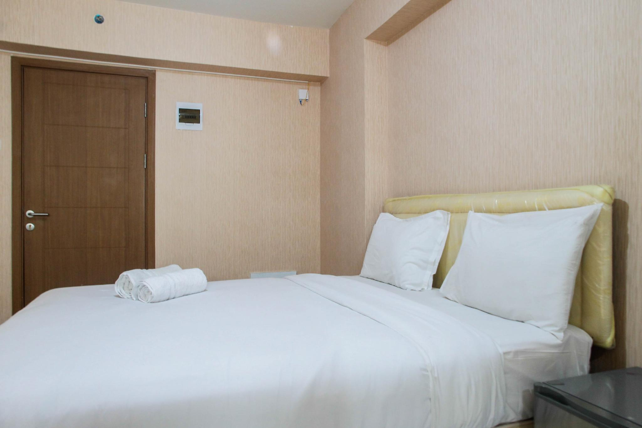 Comfortable Studio Room Cinere Resort By Travelio