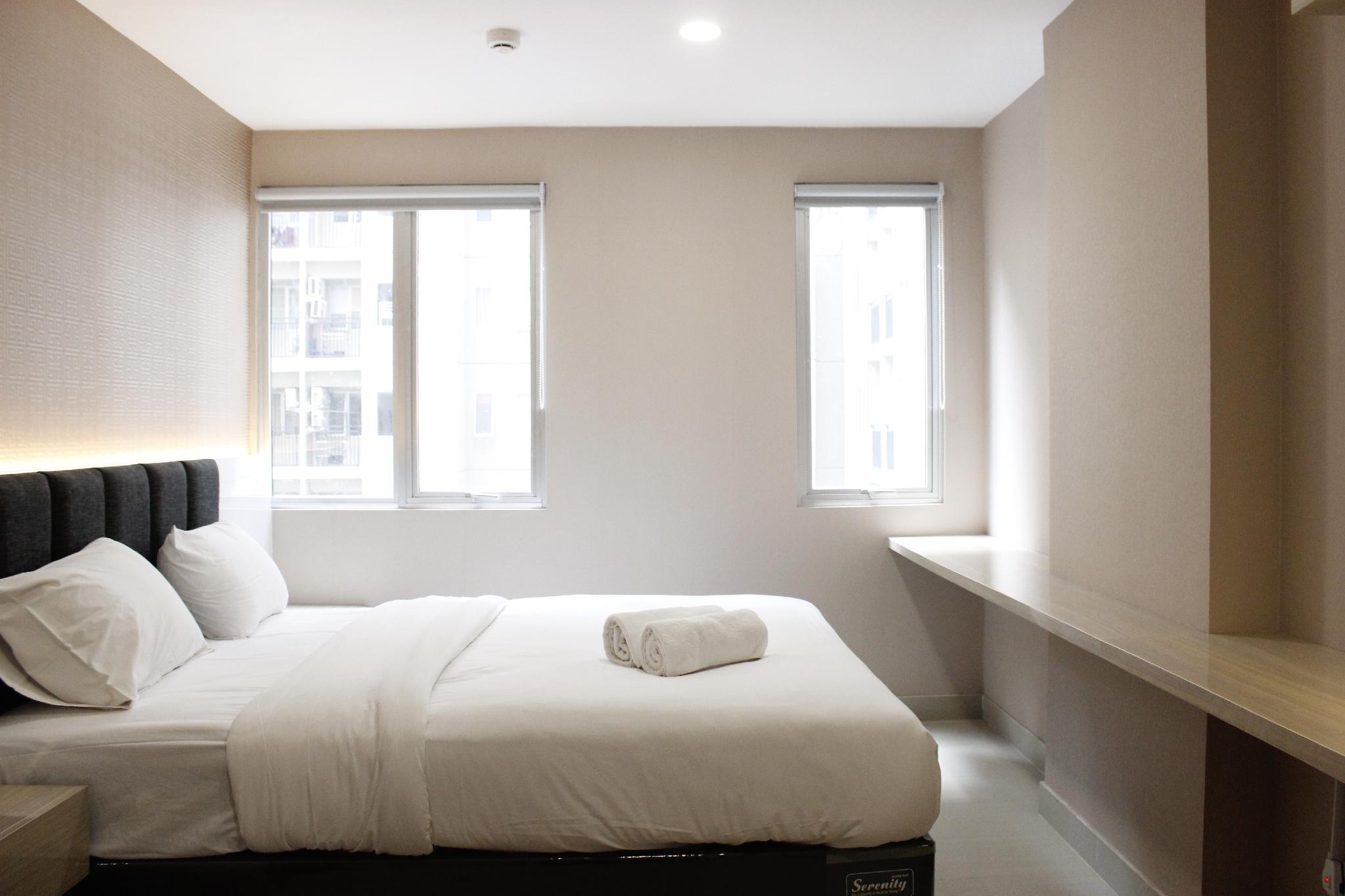 Luxury 1BR Sudirman Suites Apt Bandung By Travelio