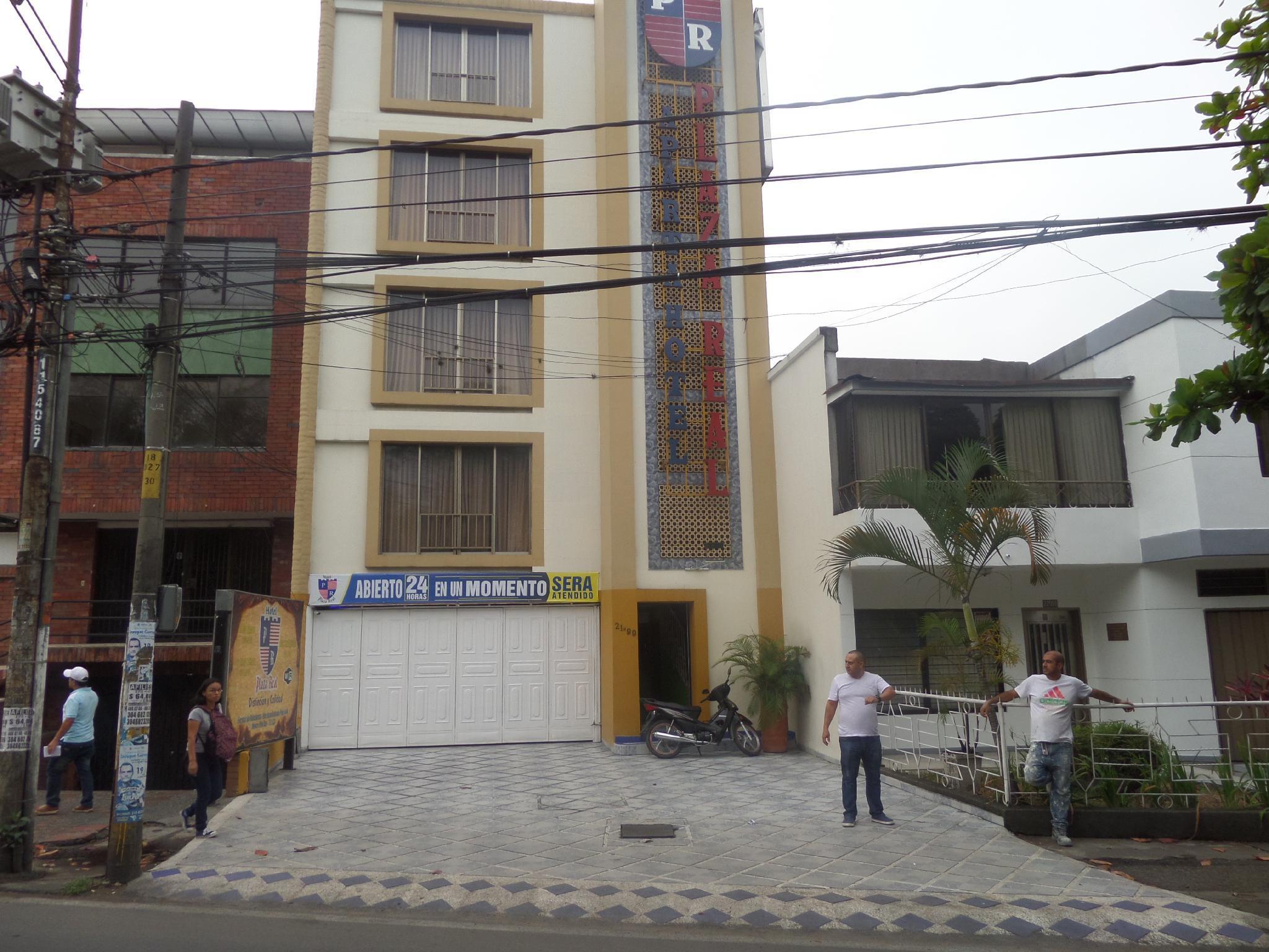 Apartahotel Plaza Real