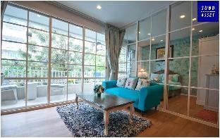 [カオタキアブ]アパートメント(45m2)| 1ベッドルーム/1バスルーム 1 Bedroom Condo For 4 People | Autumm Condo HuaHin