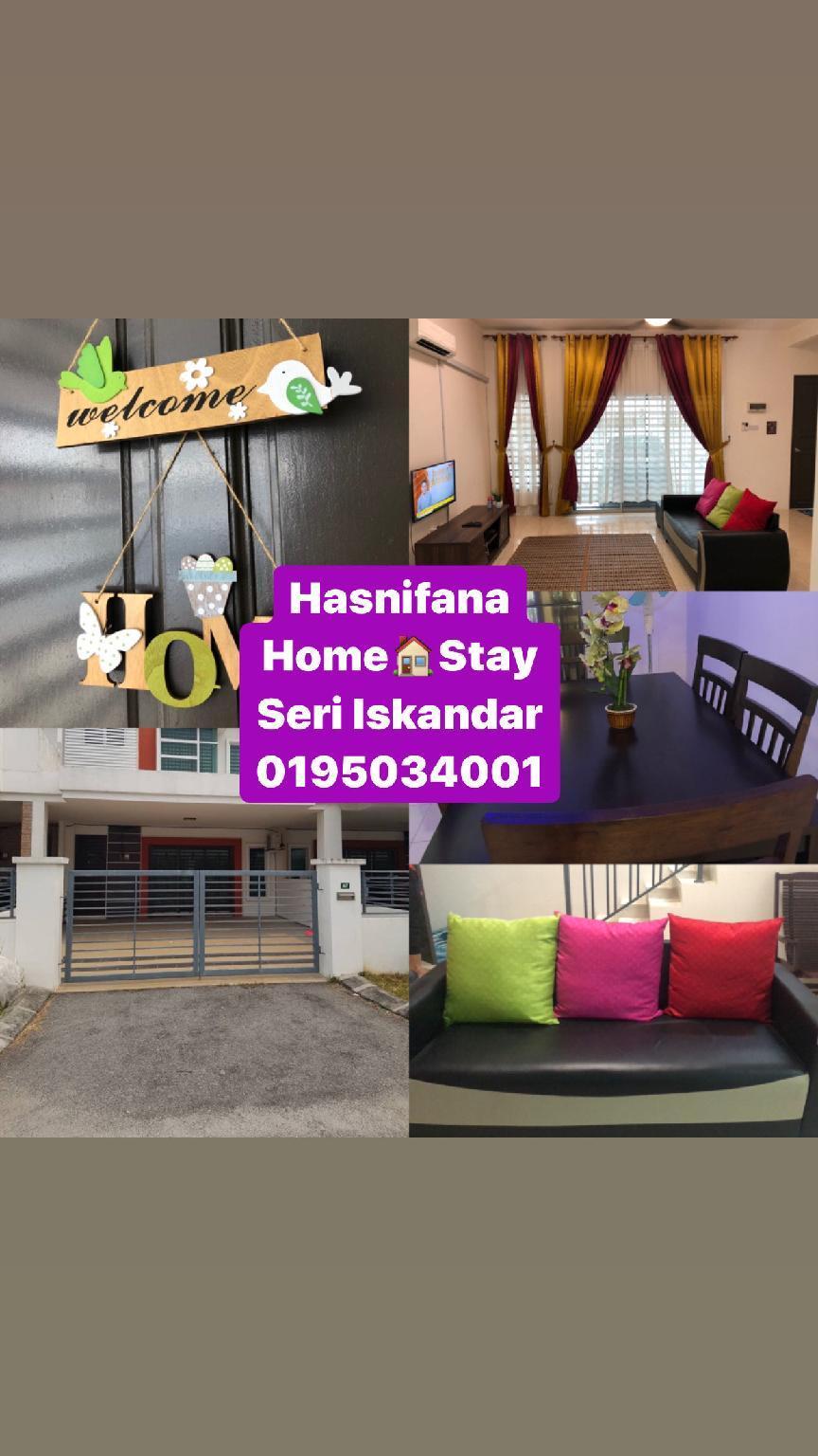 Hasnifana Homestay Seri Iskandar