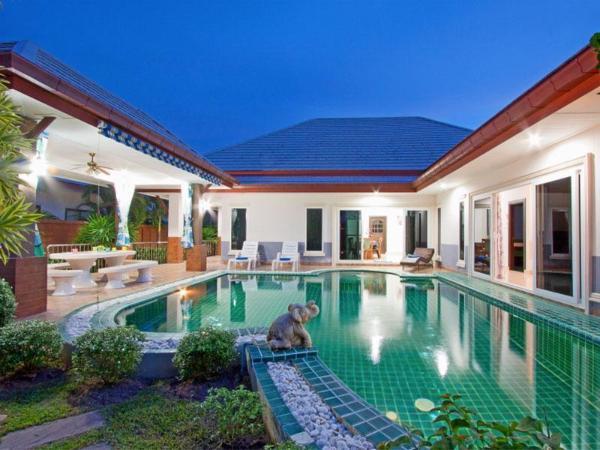 Victoria Pool Villa Pattaya