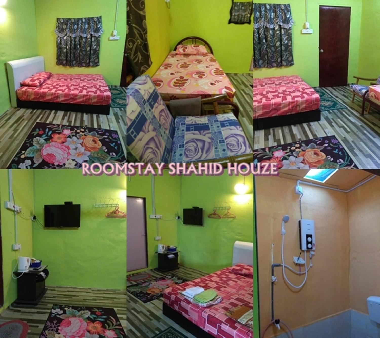 ROOMSTAY SHAHID HOUZE 2