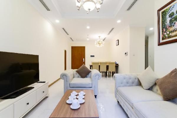 Apartment 3Br, Vinhomes Central Park Ho Chi Minh City