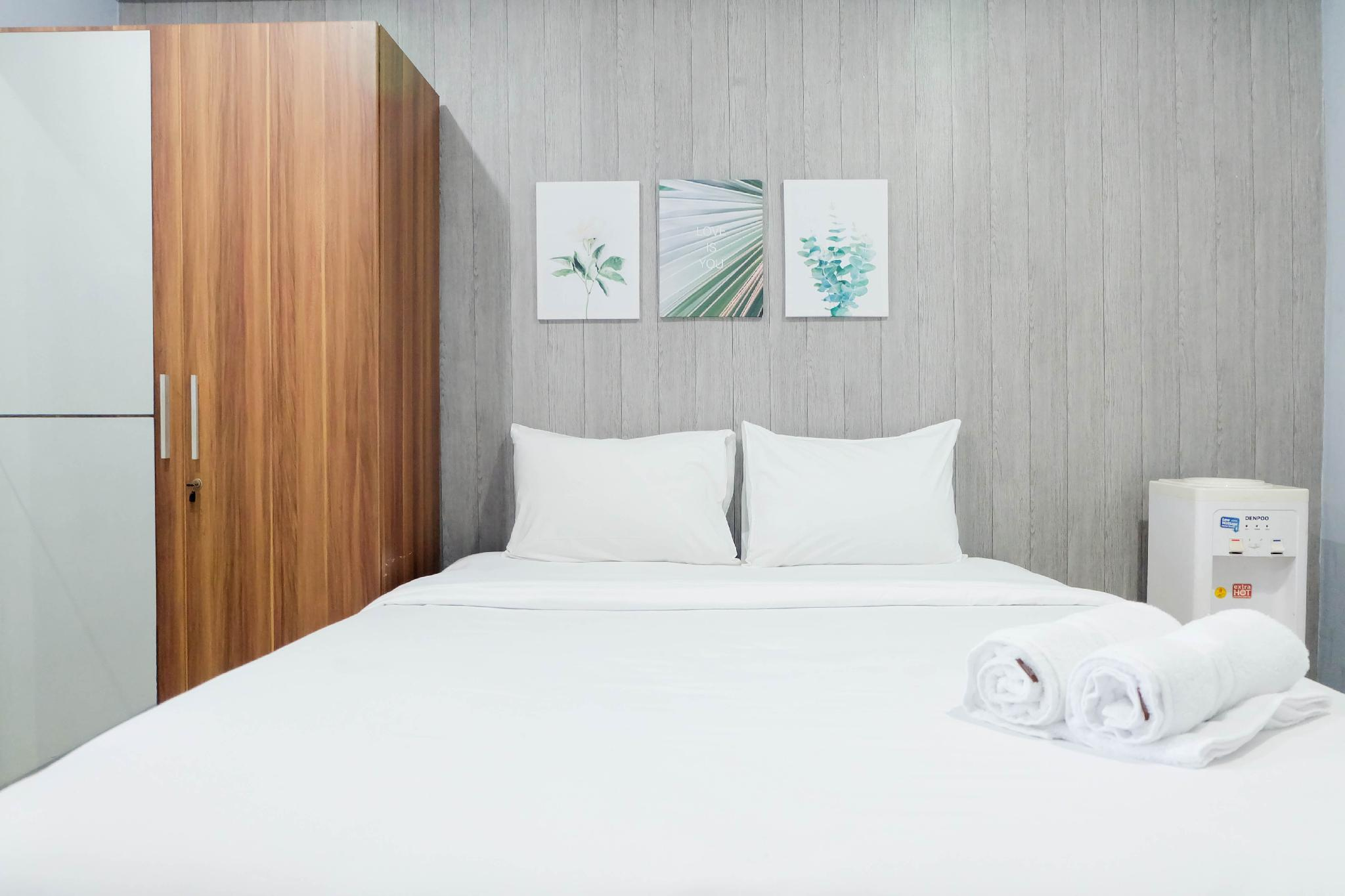 Studio Apt @ Green Bay Pulit With View By Travelio