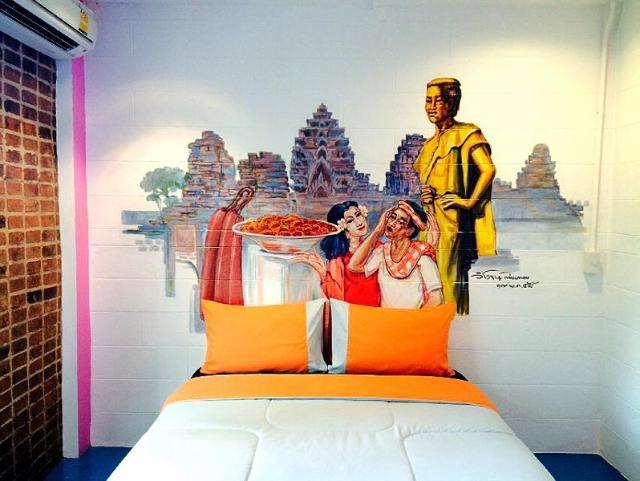 ชิค โฮสเทล บางกอก – Chic Hostel Bangkok