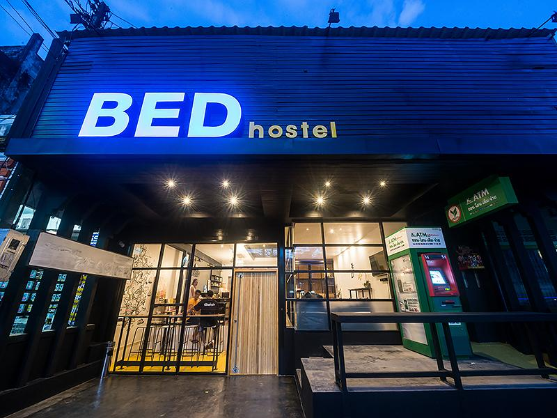 Bed Hostel Phuket Town