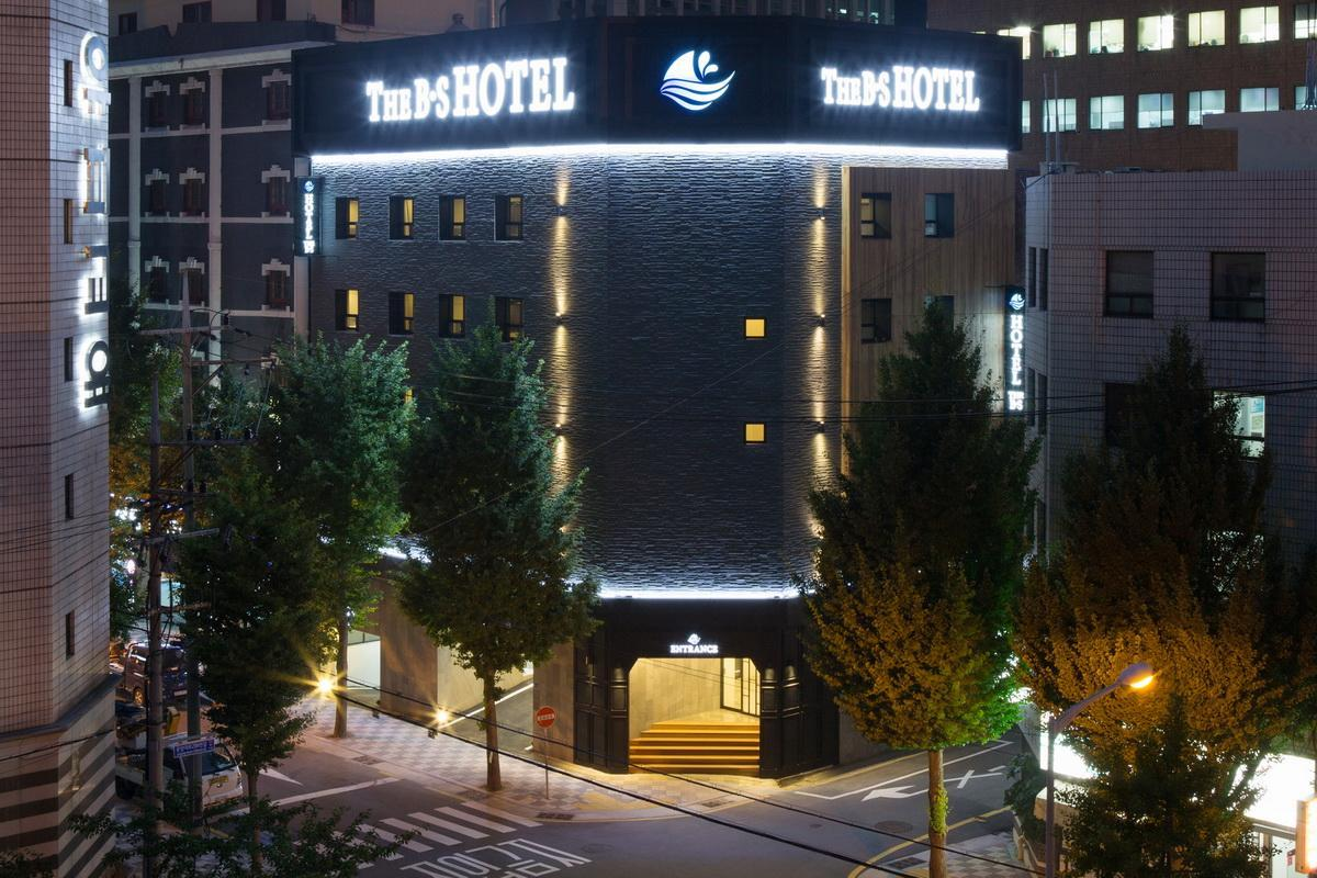 The BS Hotel Busan Station