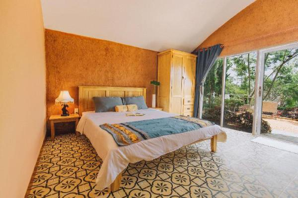 Cocoon Bungalow - Superior Room With Garden View 2 Trai Mat