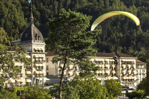 Victoria Jungfrau Grand Hotel and Spa