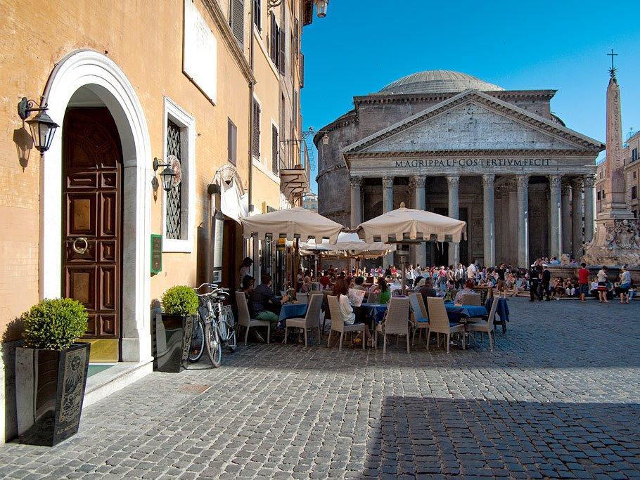Albergo Del Sole Al Pantheon Hotel