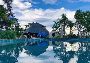 [ハンドン]一軒家(300m2)| 2ベッドルーム/2バスルーム A一个神奇的竹子房屋,一个美的瑜伽冥想室,一个漂亮的游泳池