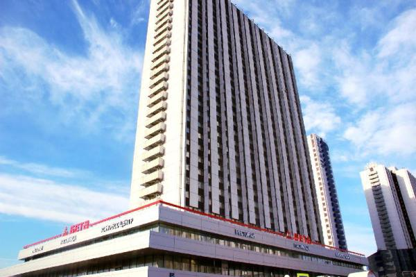Izmailovo Beta Hotel Moscow