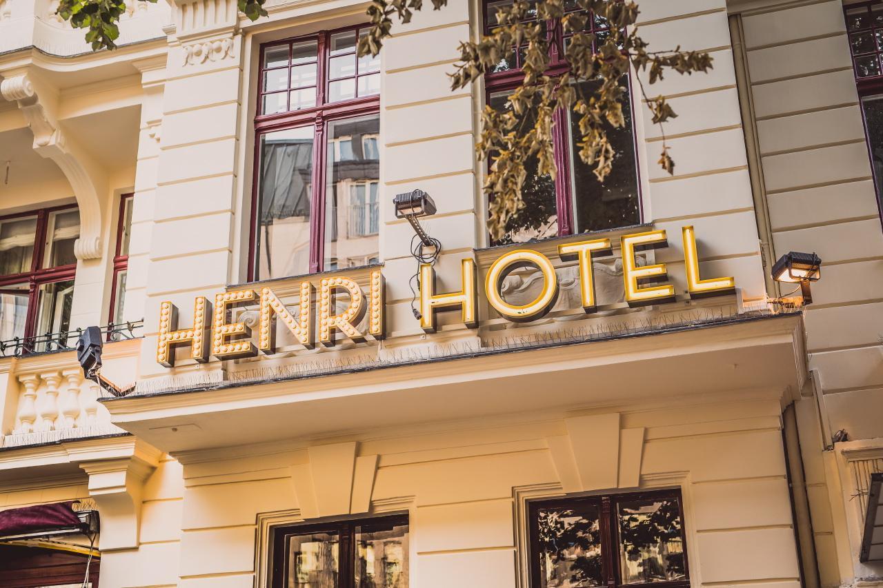 HENRI Hotel - Berlin Kurfuerstendamm