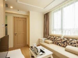 Qingdao Bedom Apartment Laoshan Pengli Nanhua Branch