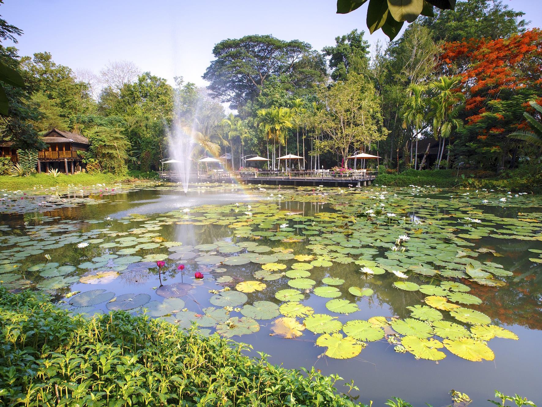 Lampang River Lodge Hotel