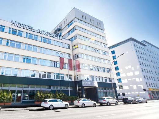 Novum Hotel Belmondo Hamburg Hauptbahnhof