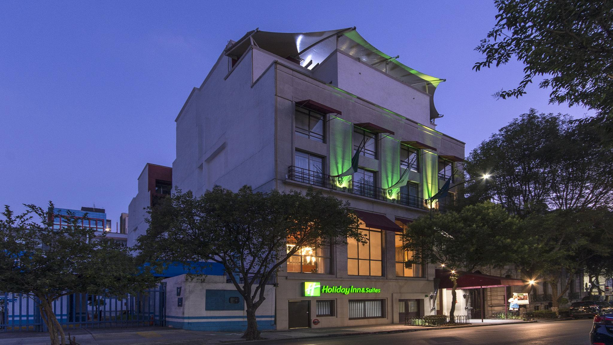 Holiday Inn Hotel And Suites Mexico Zona Rosa