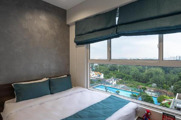 Orchard Parkview Novaland (Cozy Apartment 3BRs) Ho Chi Minh City