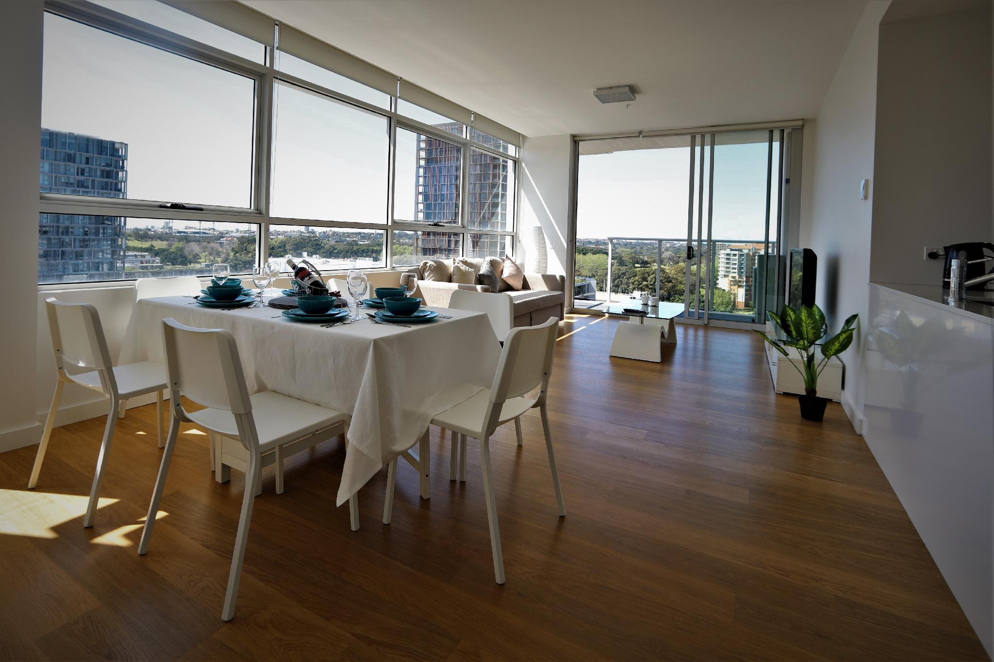 Modern Beautiful Apartment In Sydney