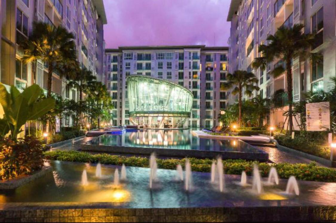 Luxury Condo   5min Pattaya Beach   BEST LOCATION