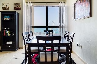 Amazing Sea View 2 Bedroom Apartment JBR