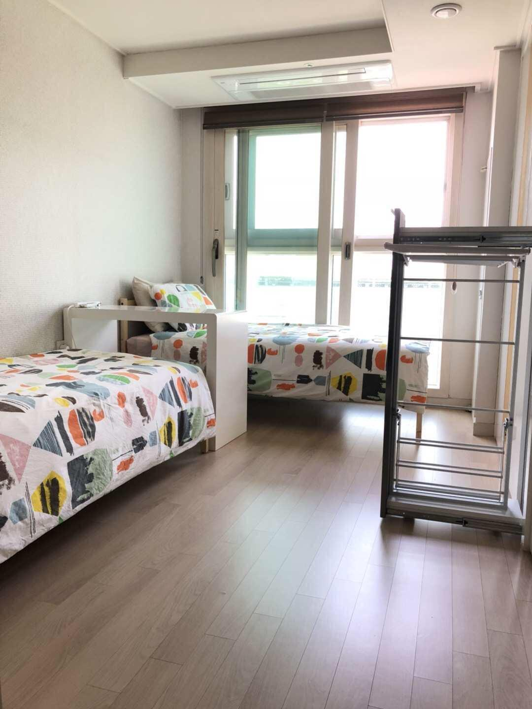 DDP Apm Luxe 5mins Walking Safe Apartment 413