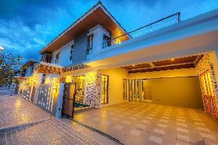 [チャロン]ヴィラ(750m2)| 3ベッドルーム/3バスルーム 3 bedroom villa in Chalong Miracle Lakeview