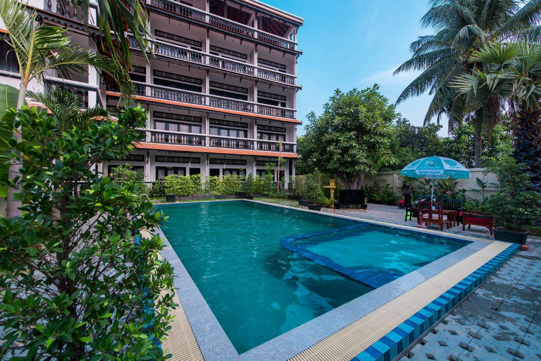 SSBB Private Pool Villa Near RiverRoad
