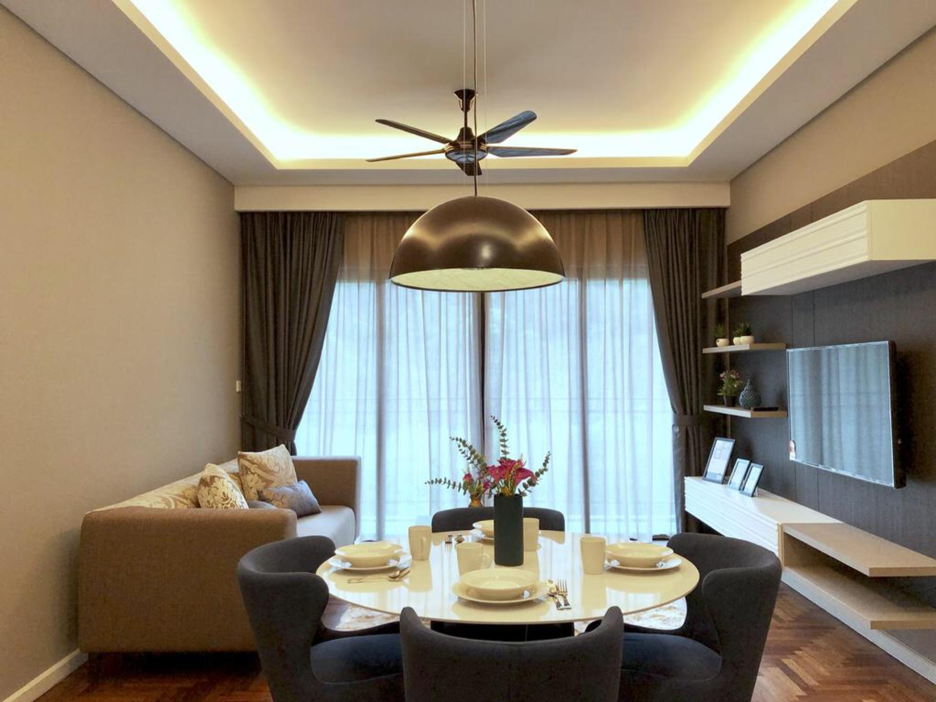 3 BR GENTING With WIFI 12 Pax Family Suite @ VISTA