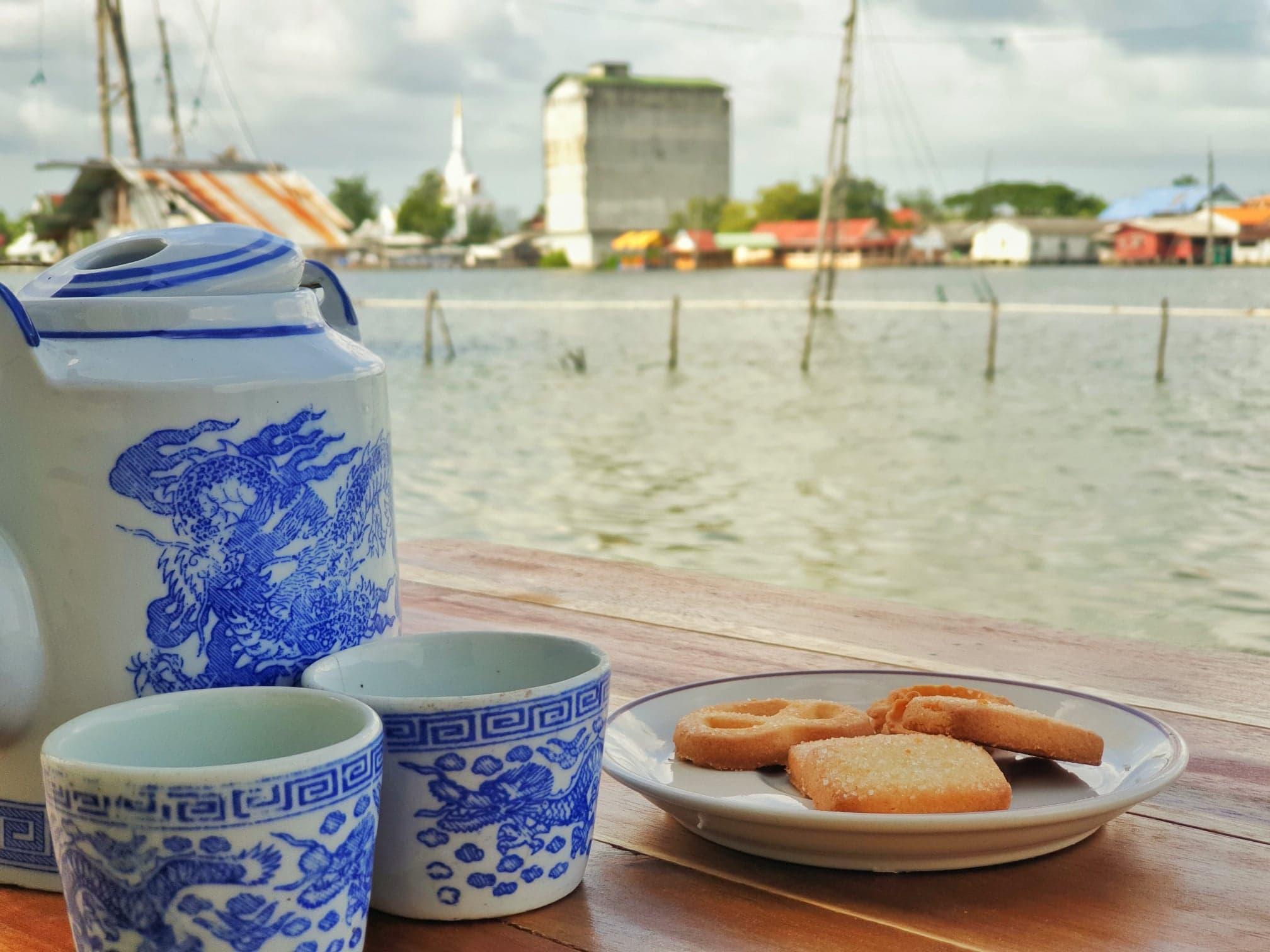 Baan Ar Gong Riverside Homestay @pakphanang