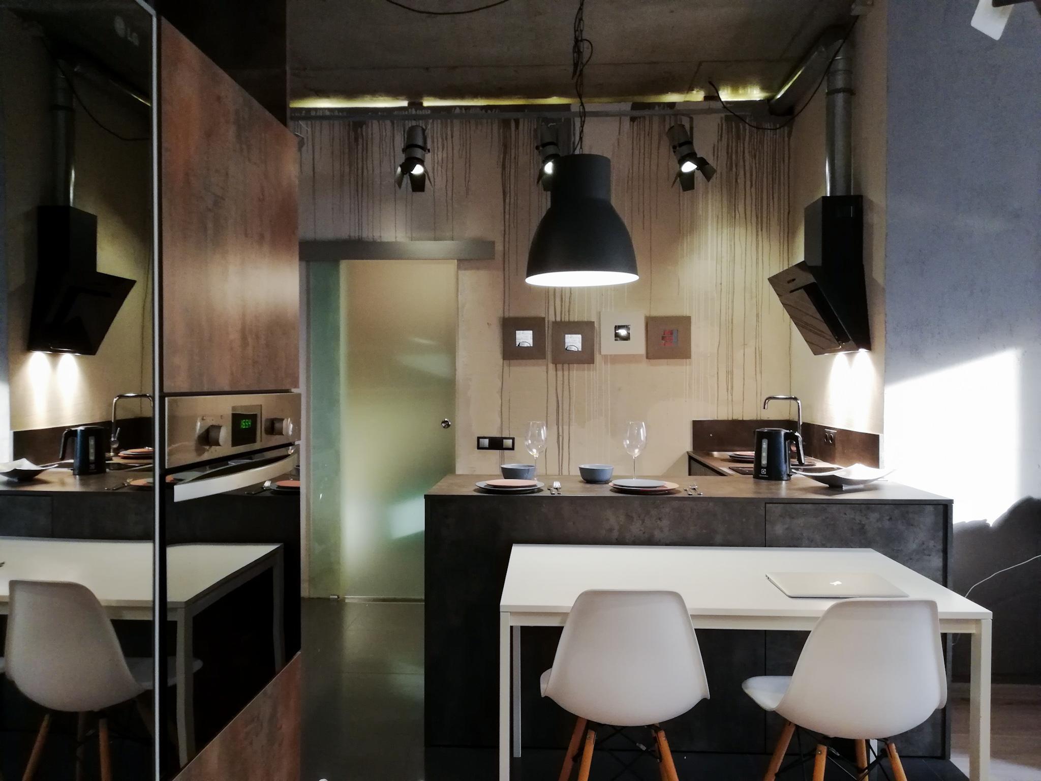 Urban Style Arcadia Apartment