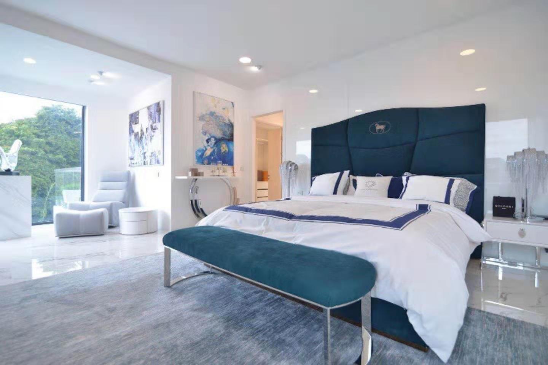 Palm spring 5 bedroom luxury pool villa # 2 วิลลา 5 ห้องนอน 5 ห้องน้ำส่วนตัว ขนาด 500 ตร.ม. – หาดดงตาล