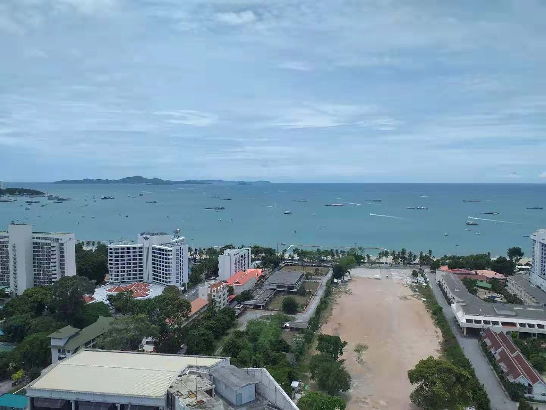 Sea Central Sea Pattaya Sea View Pool Chinese B28