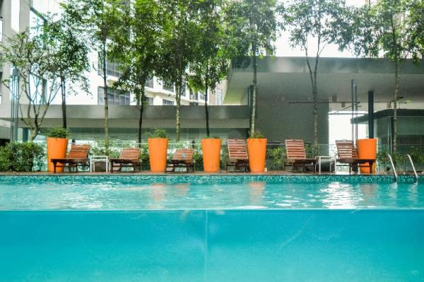OYO Home 89412 Amazing 1br Summer Suites Kuala Lumpur