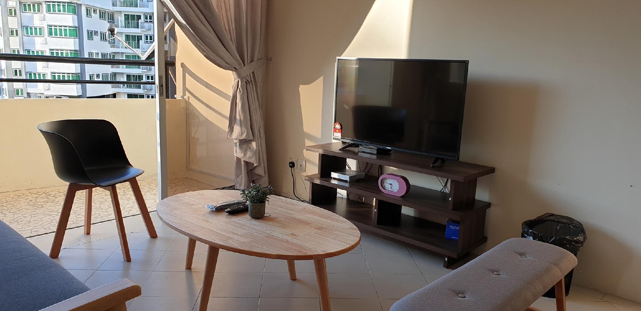 1. Tanjung Aru Luxury Condo Comfortand Convenient
