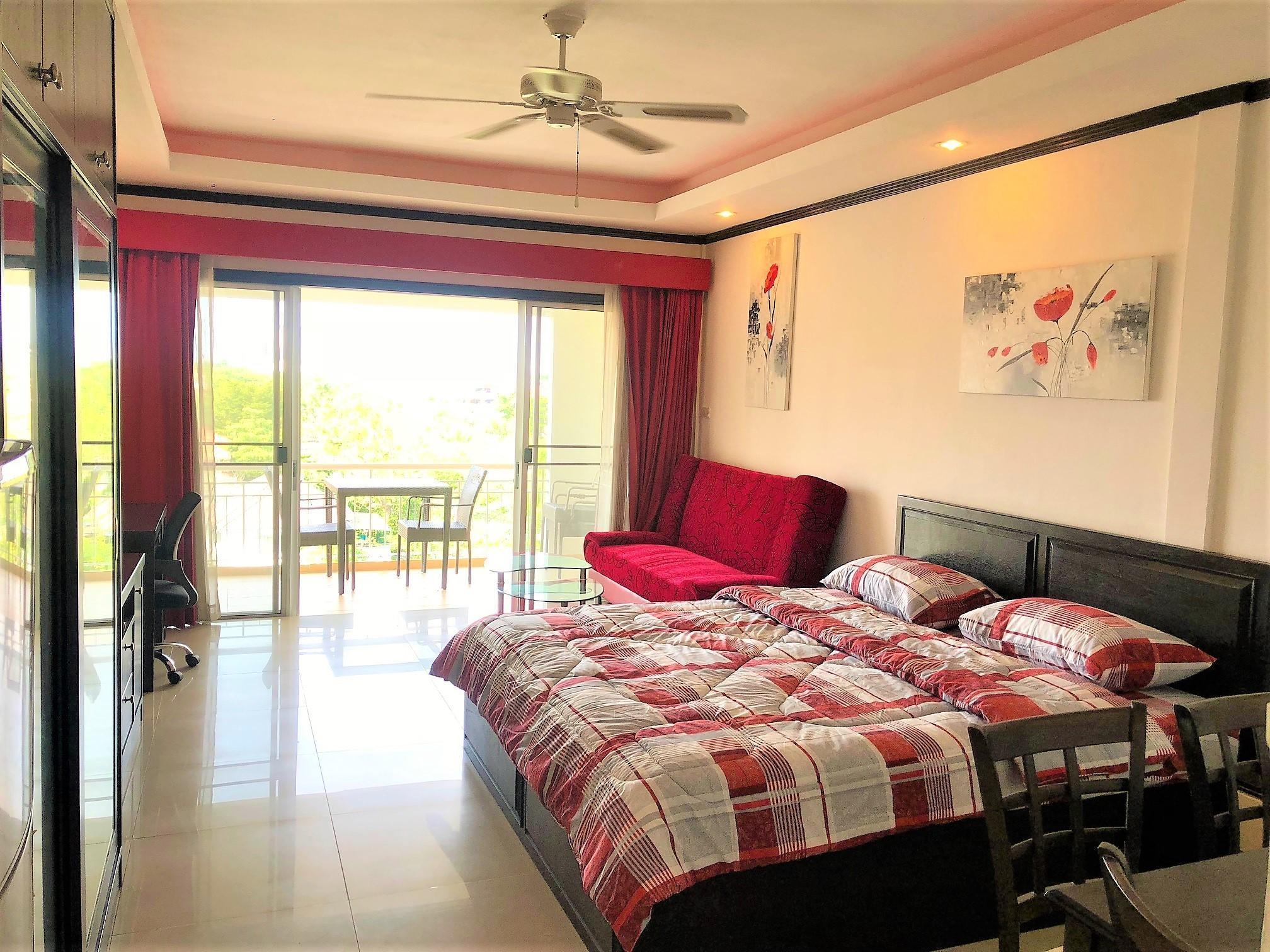 Peaceful And Quiet Resort Close To Jomtien Beach