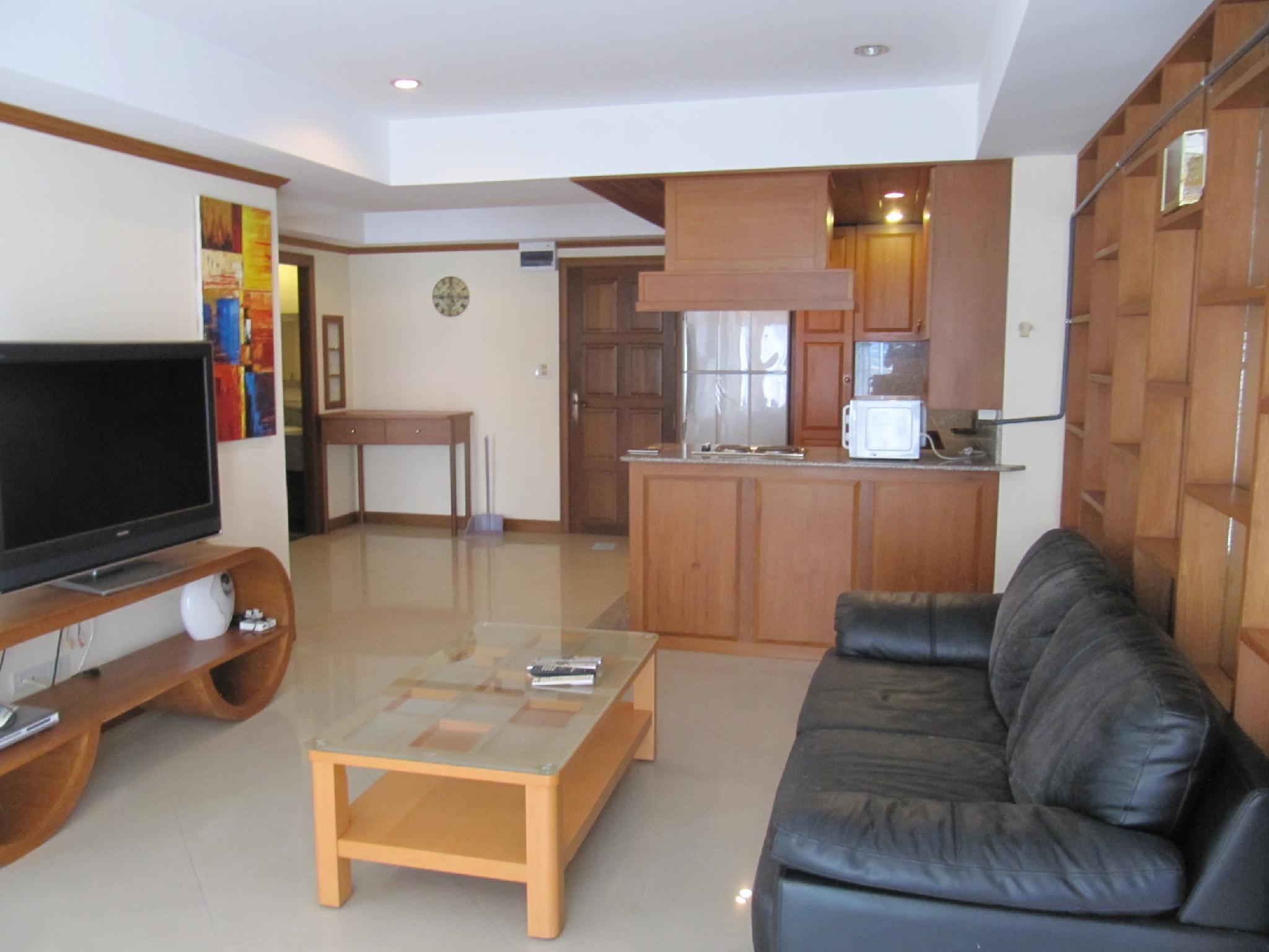 Sea View 2 Bedroom Beach Condo Jomtien Pattaya