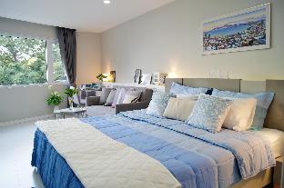 [ホイ・ゲーォ]アパートメント(36m2)| 1ベッドルーム/1バスルーム Luxury 1 BR studio @ NIMMAN & OLD CITY pool gym