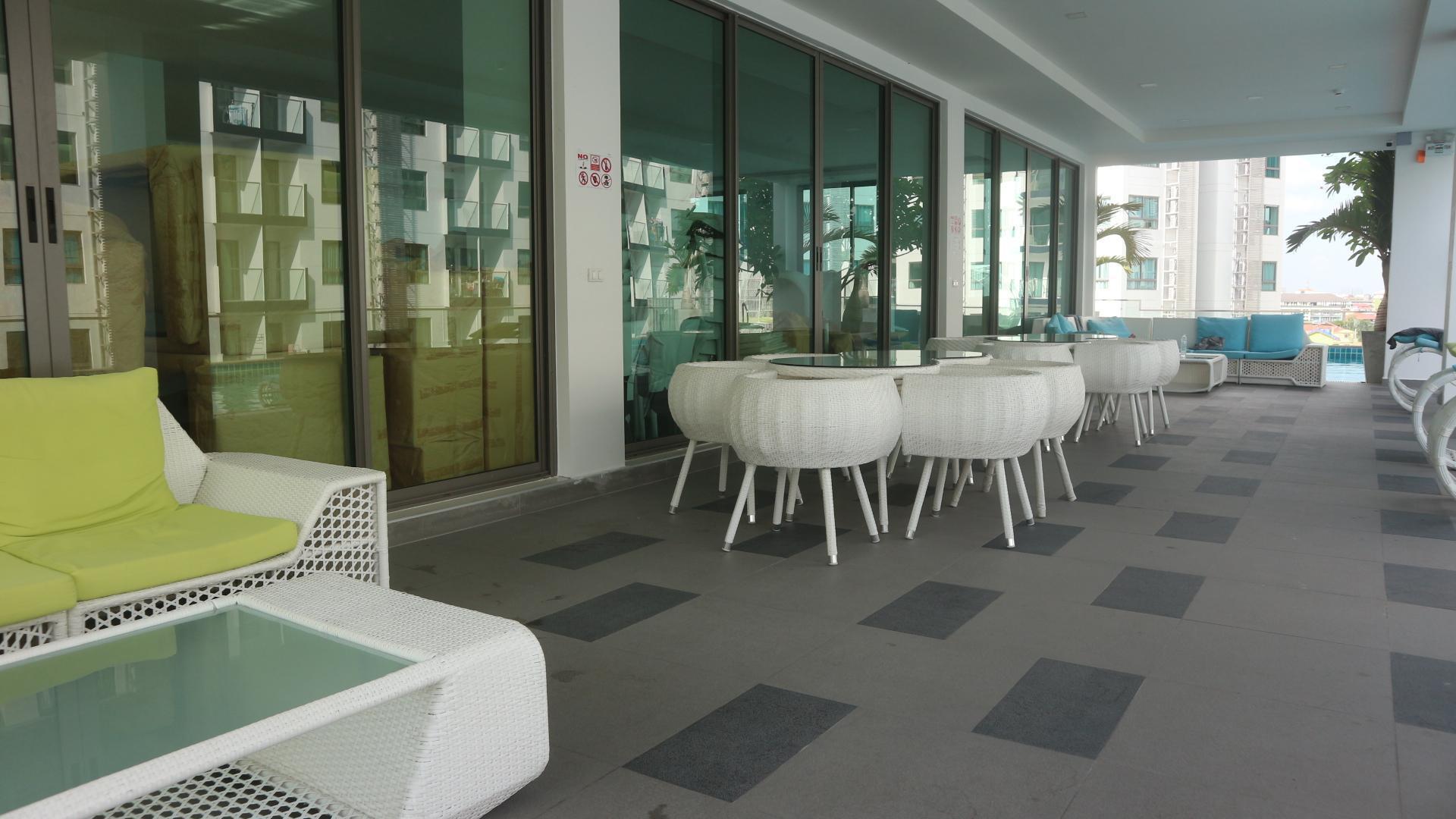 Romantic Arcadia Beach Resort อพาร์ตเมนต์ 1 ห้องนอน 1 ห้องน้ำส่วนตัว ขนาด 26 ตร.ม. – เขาพระตำหนัก