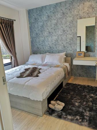 Cozy room for 2 person + fitness + swimming pool Chiang Mai