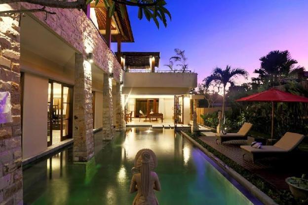 Family Villas with 3 Bdr Canggu Area