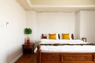 IT Double bed king size+1living room อพาร์ตเมนต์ 1 ห้องนอน 1 ห้องน้ำส่วนตัว ขนาด 45 ตร.ม. – บางนา